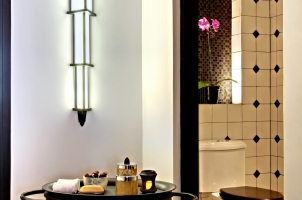 Thailand The Siam Bangkok - Maenam Suite Bathroom