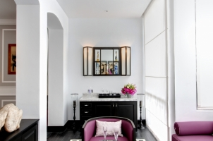 Thailand The Siam Bangkok - Maenam Suite Living Area