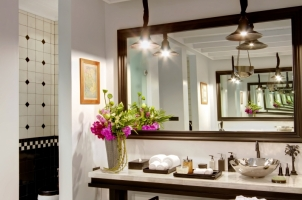 Thailand The Siam Bangkok - Siam Suite Bathroom