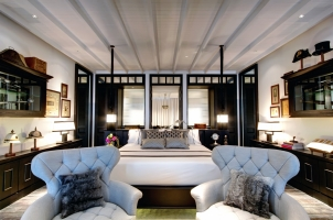 Thailand The Siam Bangkok - Siam Suite Bedroom