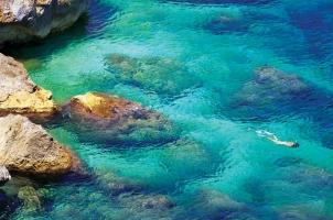 Thailand - Trisara Phuket - Snorkeling