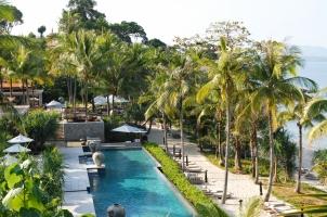 Thailand - Trisara Phuket - Main Pool