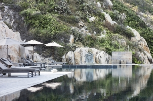 Amanoi - Beach Club Swimming Pool
