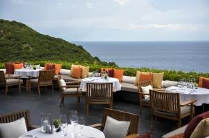 Central Pavilion Restaurant Terrace
