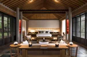 Amanoi - Pavilion Bedroom