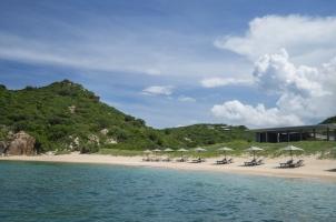 Amanoi - Private Beach