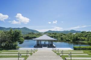 Amanoi - Yoga Pavilion Spa Lake