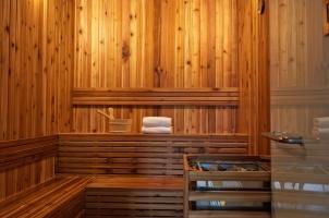 Azerai Can Tho - Sauna Room