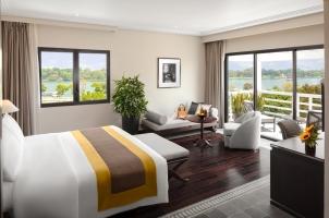 Azerai La Residence Hue - Deluxe River View