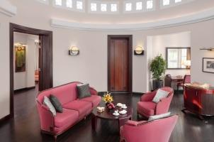 Azerai La Residence Hue - Living-Room