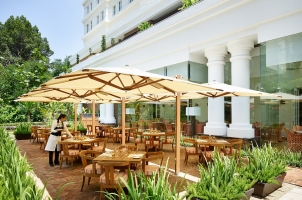 Park Hyatt Saigon - Terrace