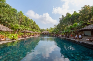 Pilgrimage Village Resort & Spa - Swimming Pool