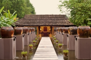 Pilgrimage Village Resort & Spa - Vedana Spa