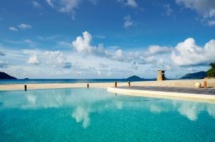 Main Swimming Pool - Six Senses Con Dao - Vietnam