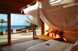 Bedroom Pool Villa - Six Senses Con Dao - Vietnam