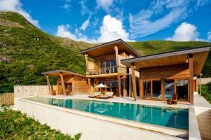 Ocean View Pool Villa - Six Senses Con Dao - Vietnam