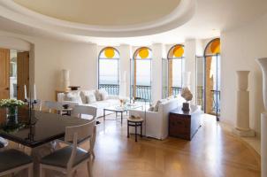 Anassa Cyprus - Living Room