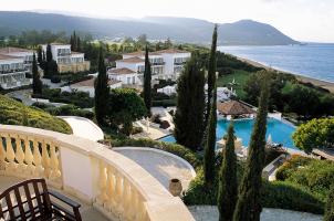 Anassa Cyprus - Terrace View