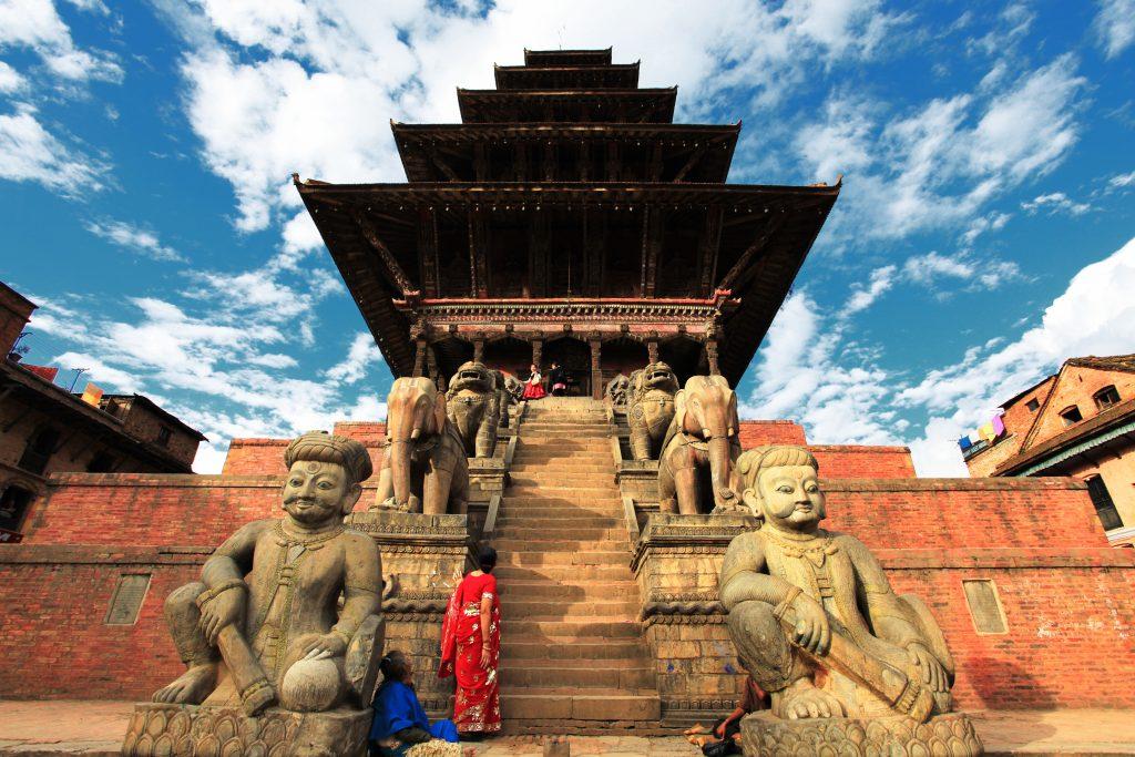 Nepal - Bhaktapur Square Kathmandu
