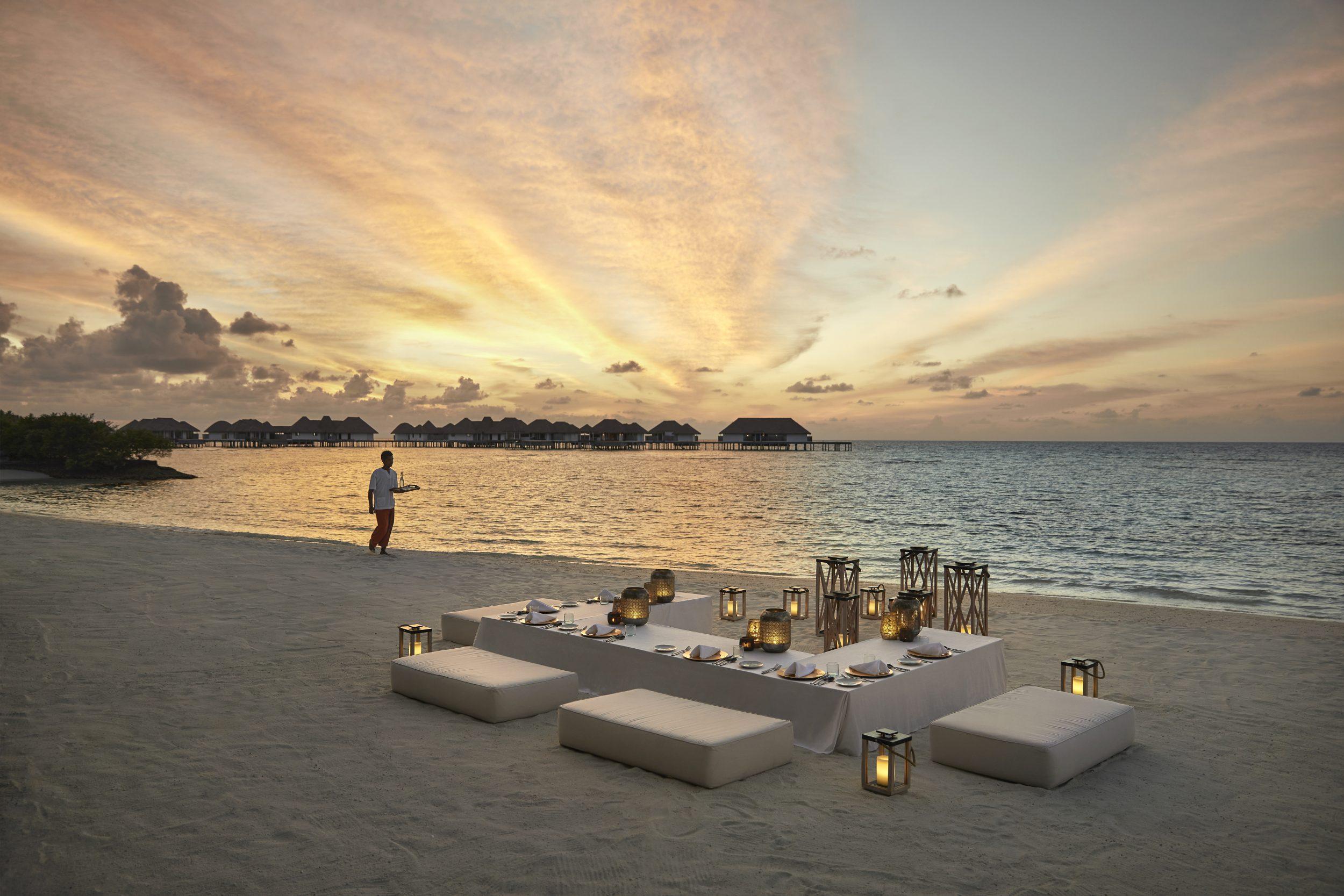 COMO Maalifushi Malediven Resort