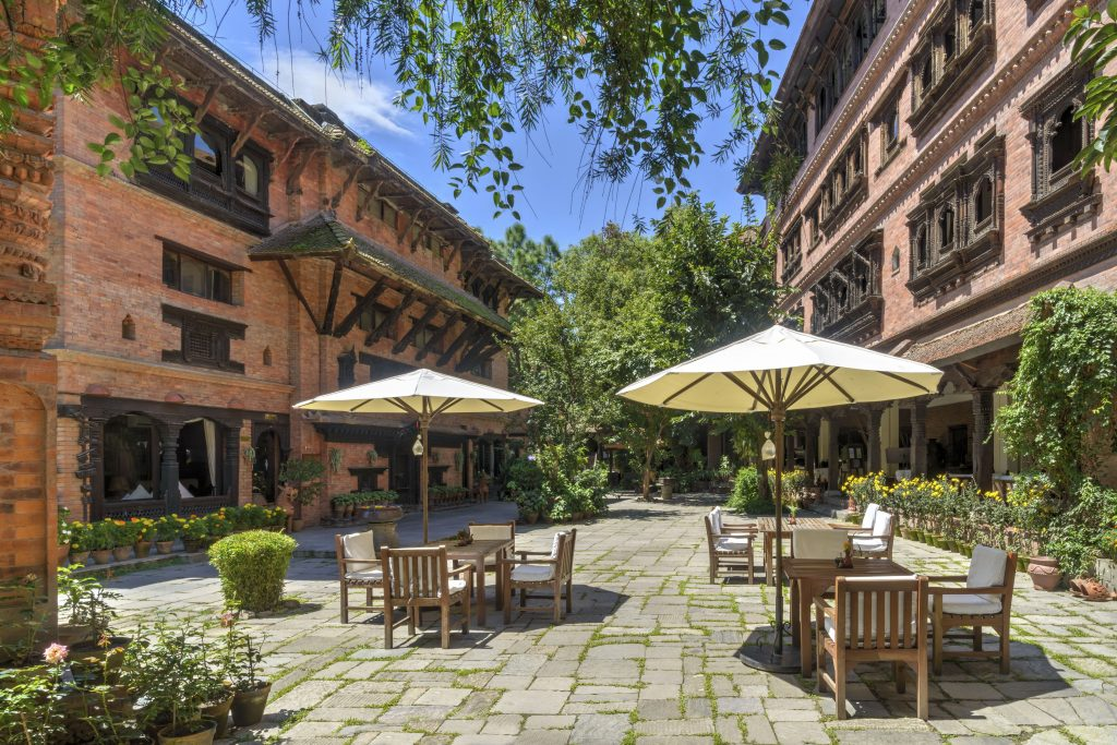 Nepal - Dwarika's Hotel Kathmandu