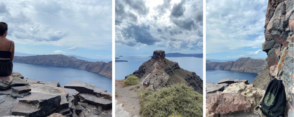 Rock Skaros - Santorini