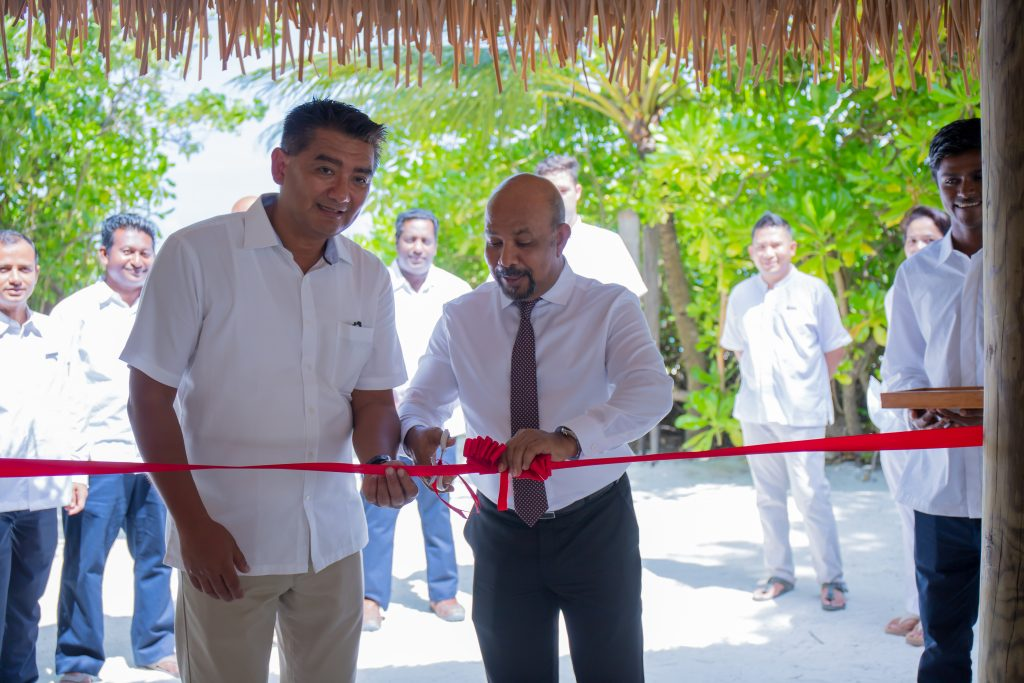 Re-Opening COMO Cocoa Island