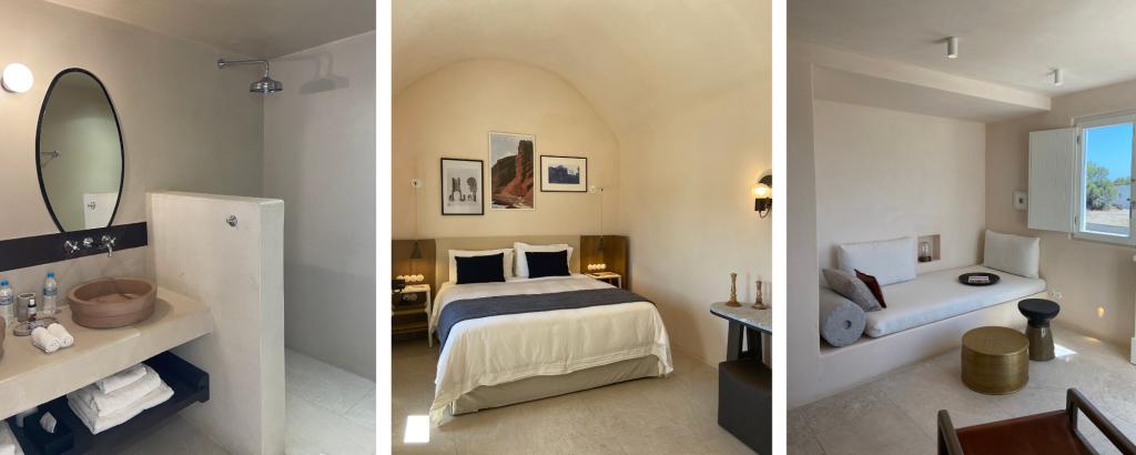 Room Istoria Hotel Santorini