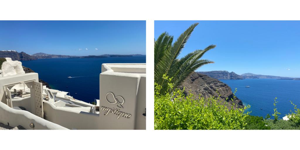 View Mystique Hotel Santorini