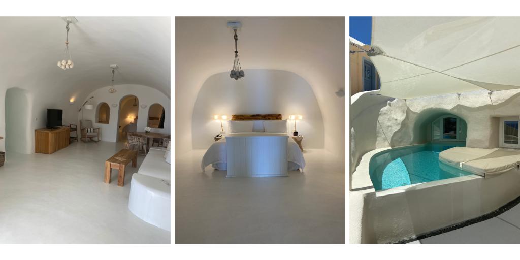 Villa Mystique Hotel Santorini