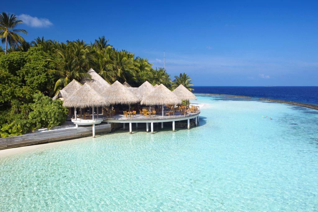 Baros Maldives Cayenne Restaurant