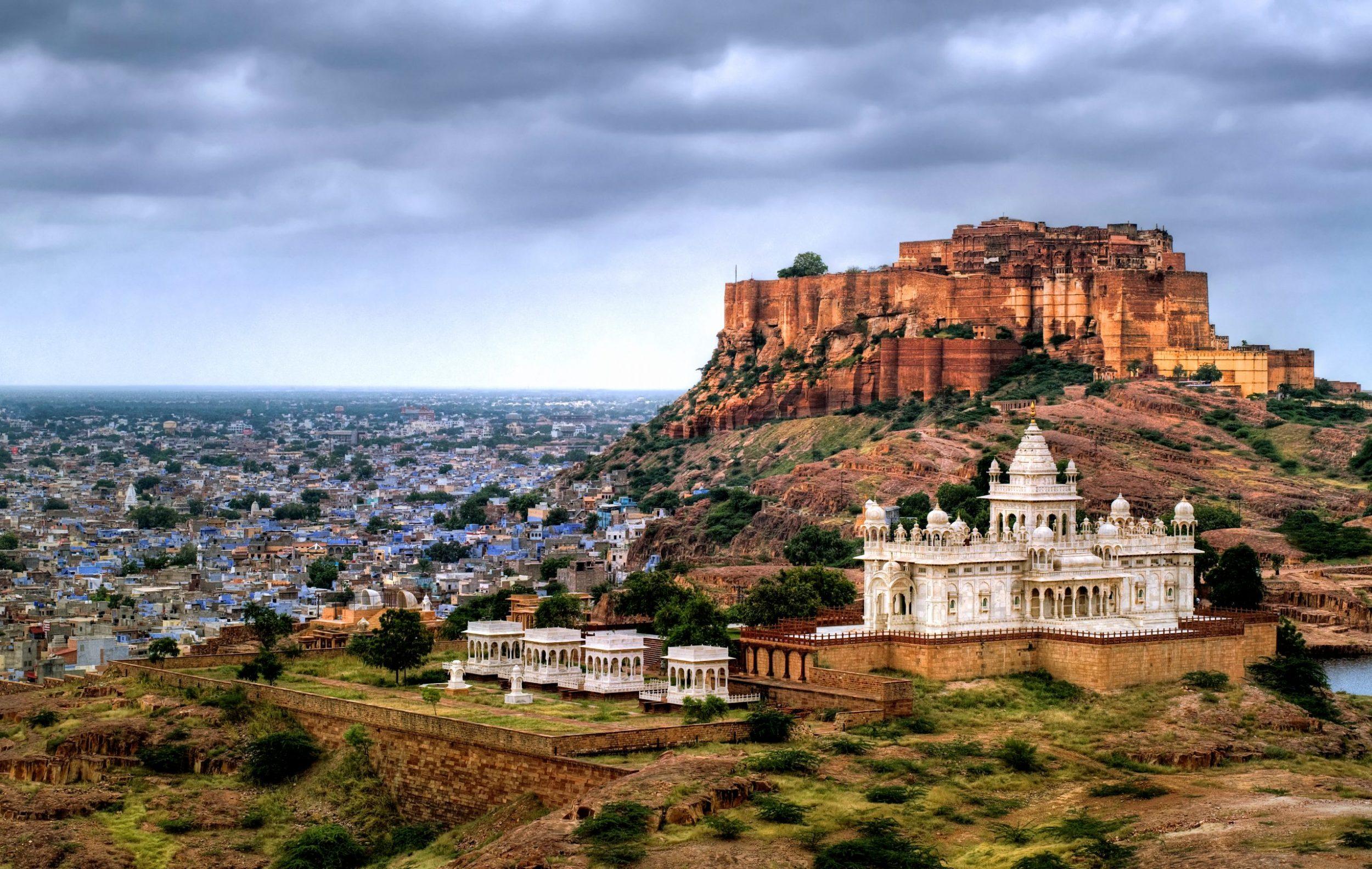 India - Jodhpur Mehrangharh Fort