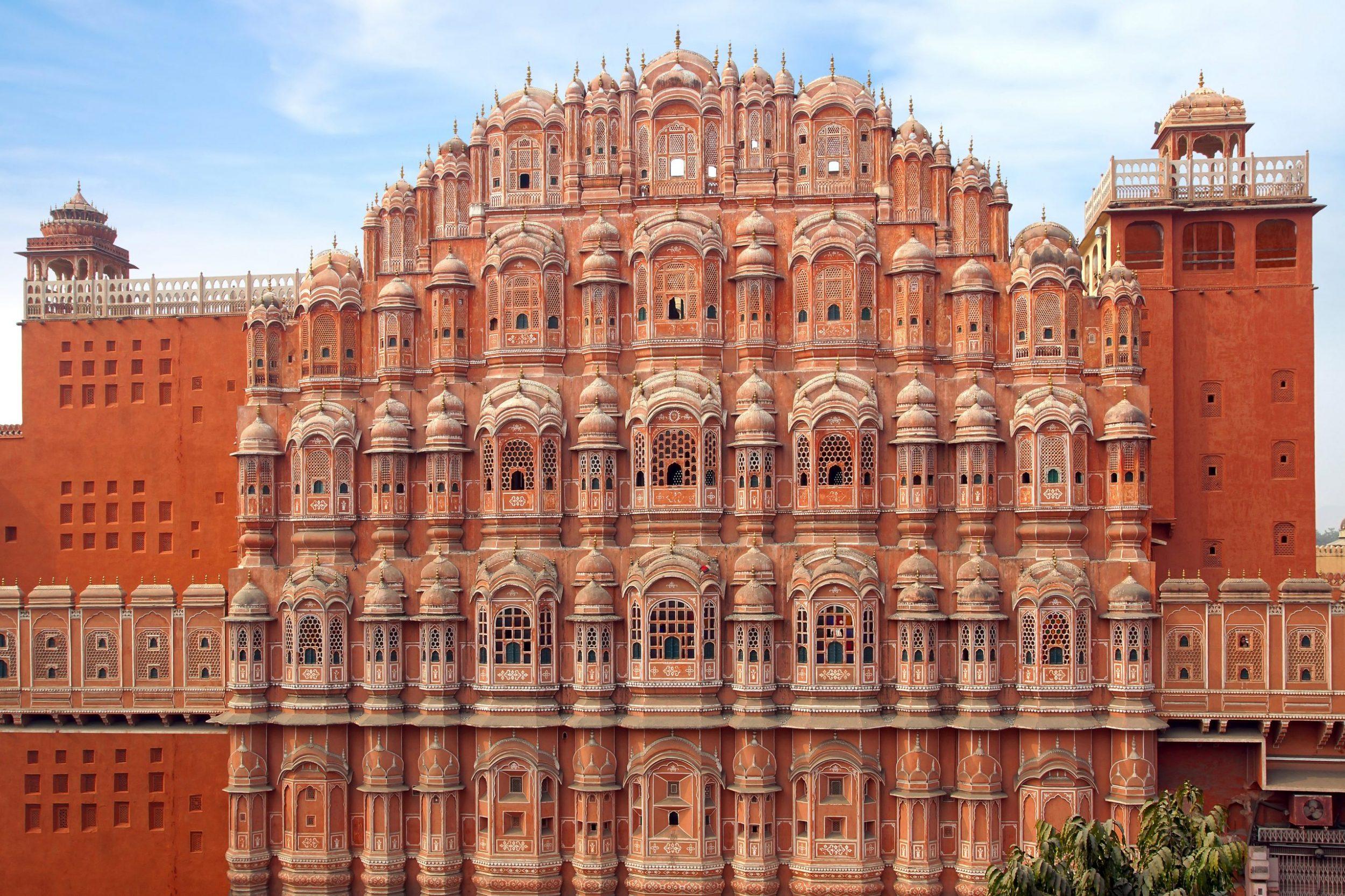 India - Palace of Winds Jaipur