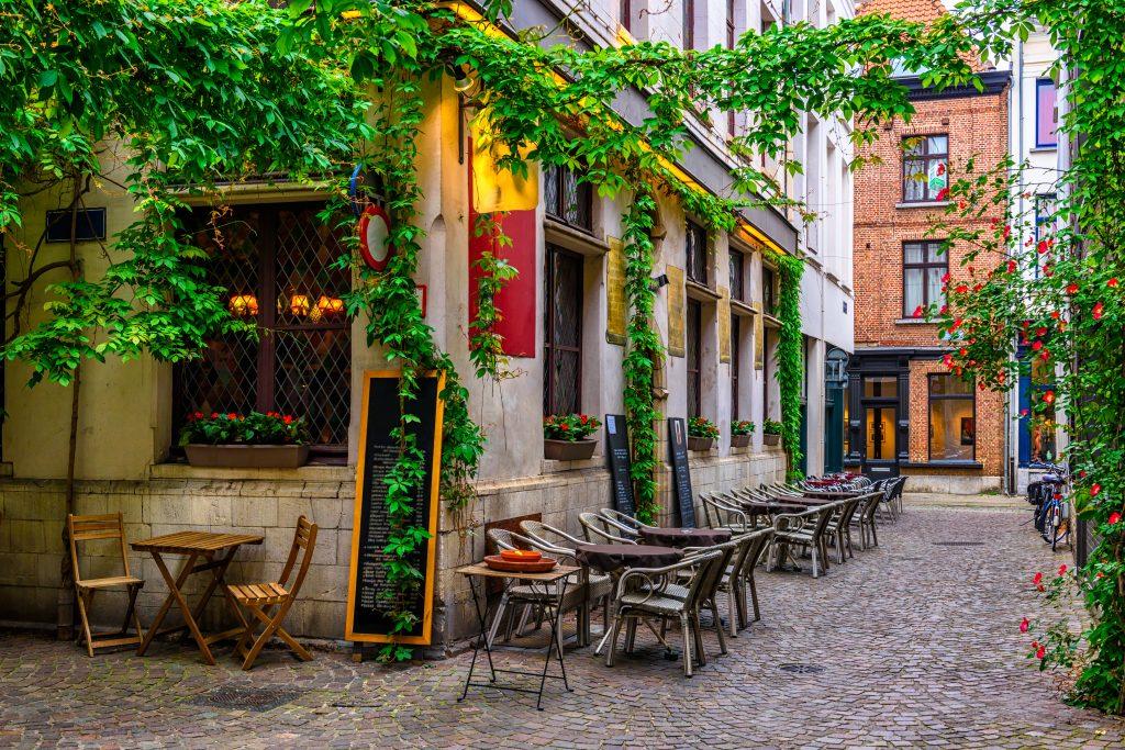 Antwerpen City Scape