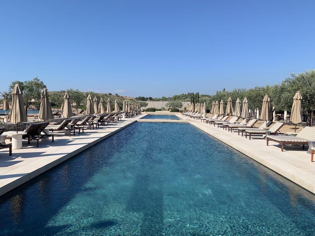 Griechenland - Amanzoe - Pool