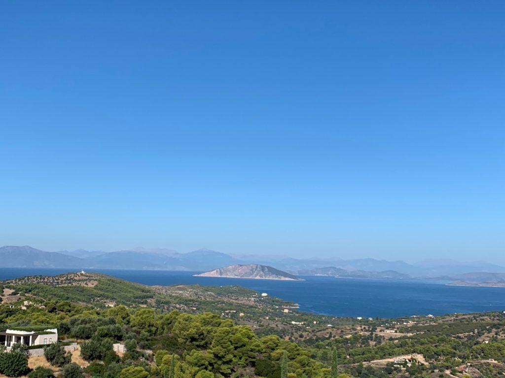 Amanzoe - View