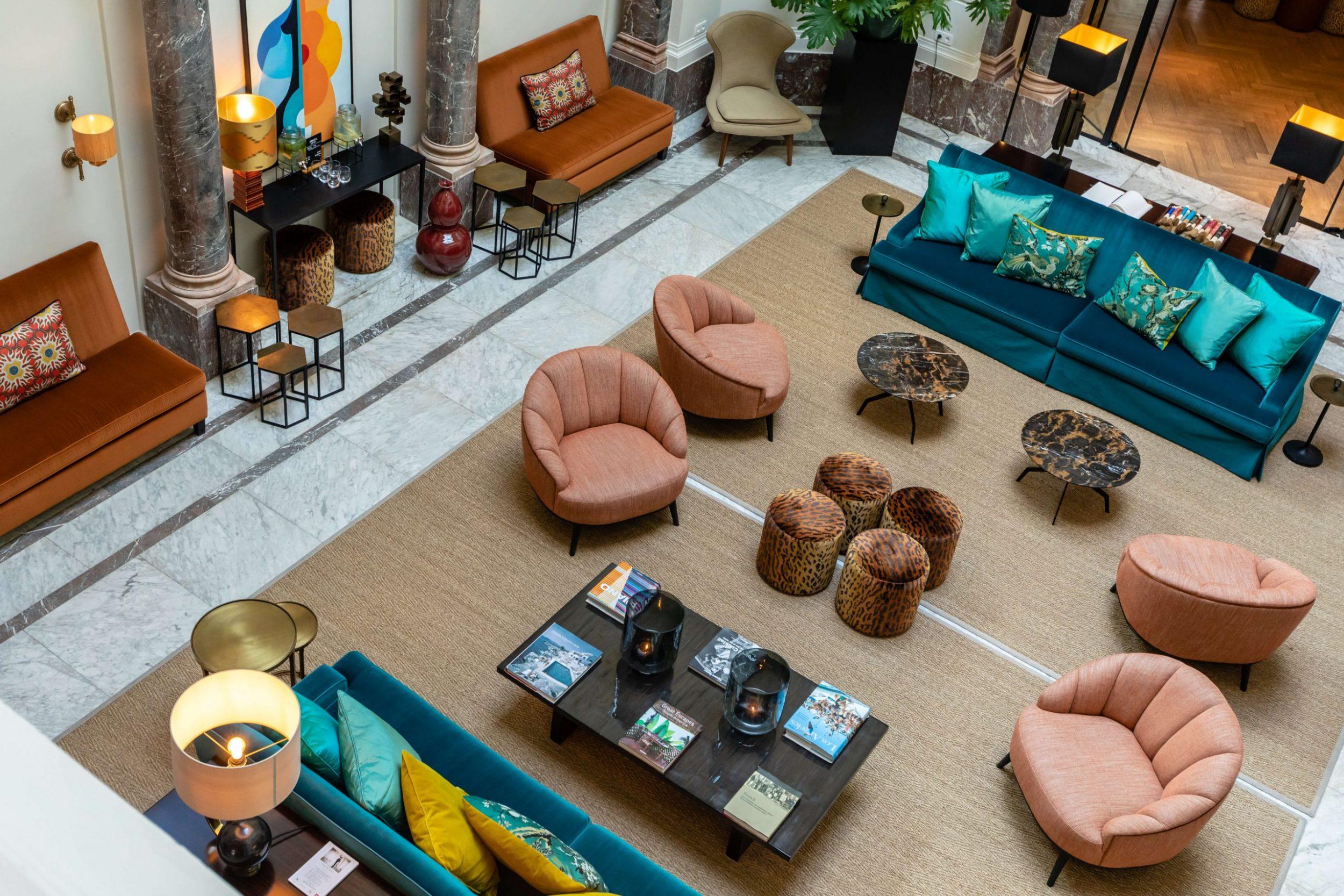 Hotel Franq Antwerpen - Belgien