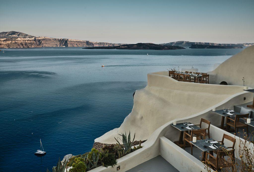 Mystique Hotel Santorini