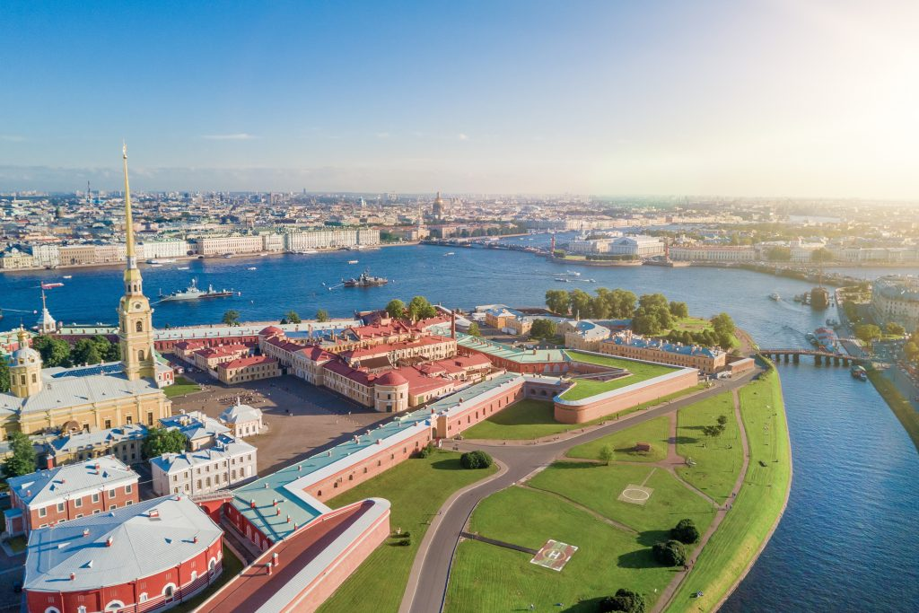 St. Petersburg - St. Peter and Paul fortress