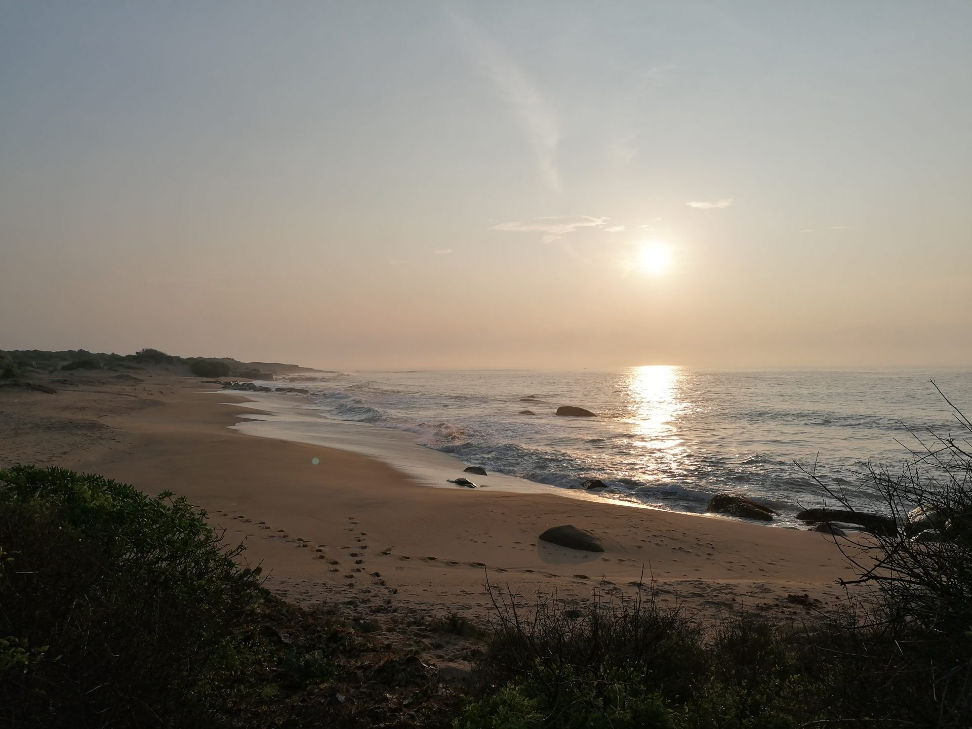Wild Coast Tented Lodge - Sunrise