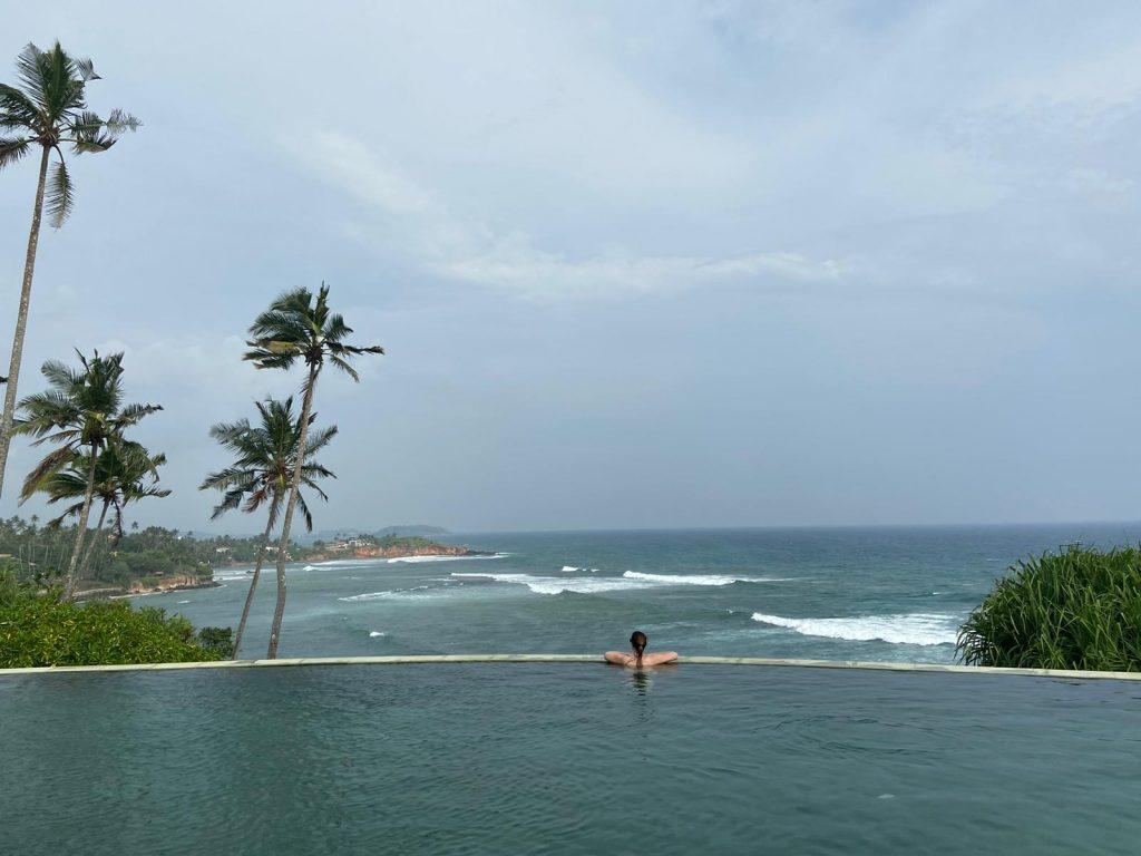 Sri Lanka -Cape Weligama - Pool