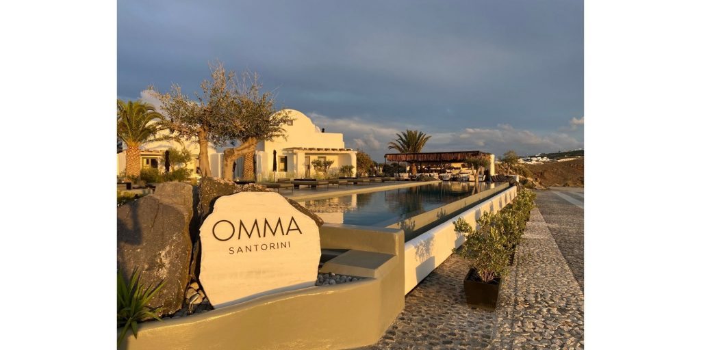 Welcome OMMA Santorini